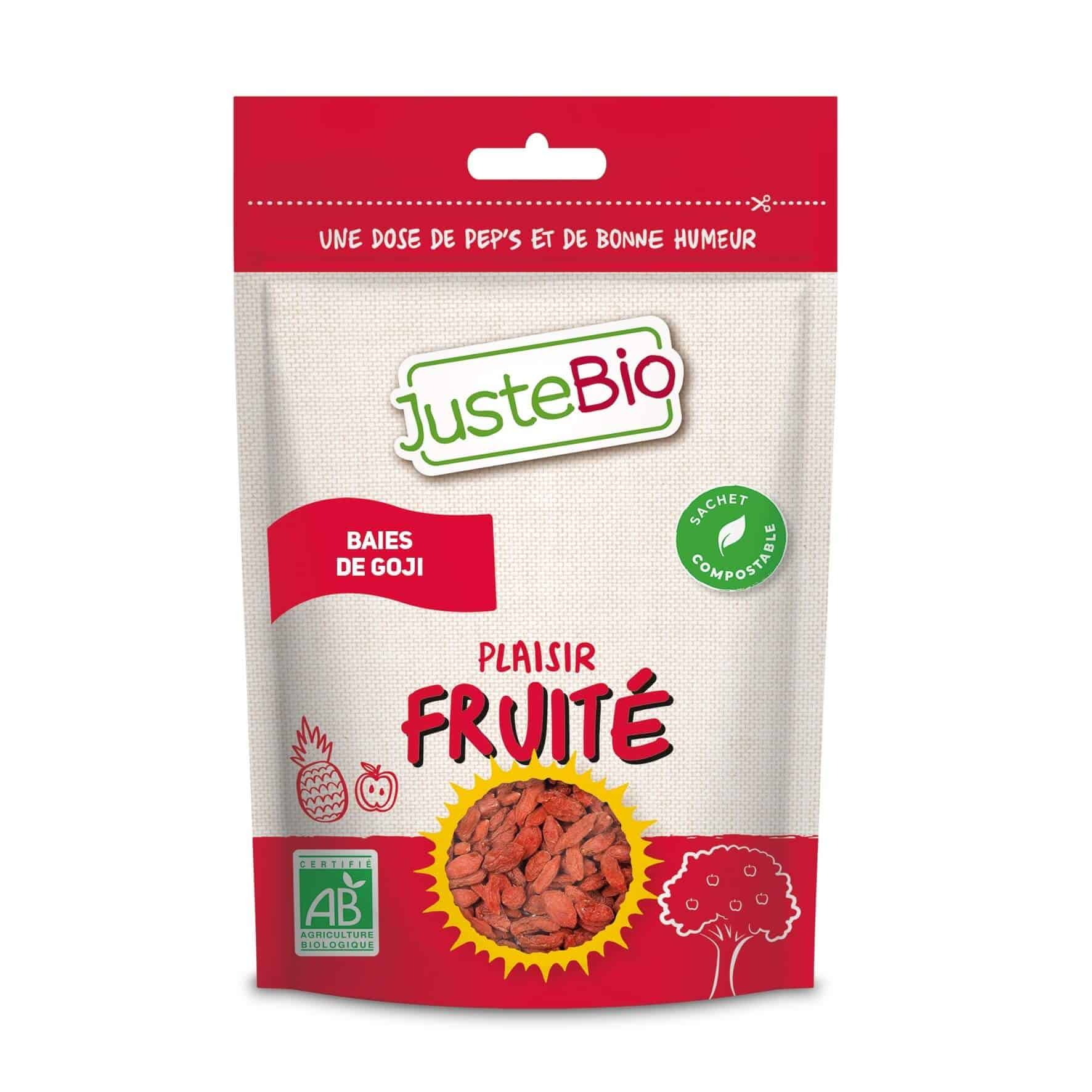 Justebio Pillow Bag PLAISIR FRUITE