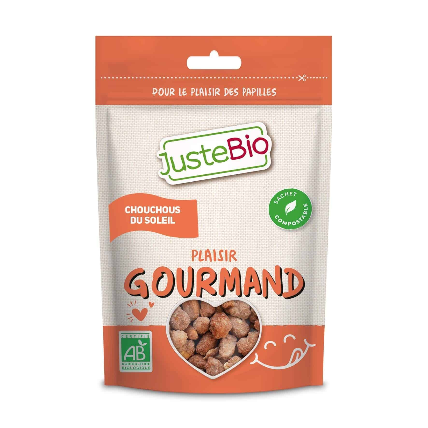 Justebio Pillow Bag PLAISIR GOURMAND