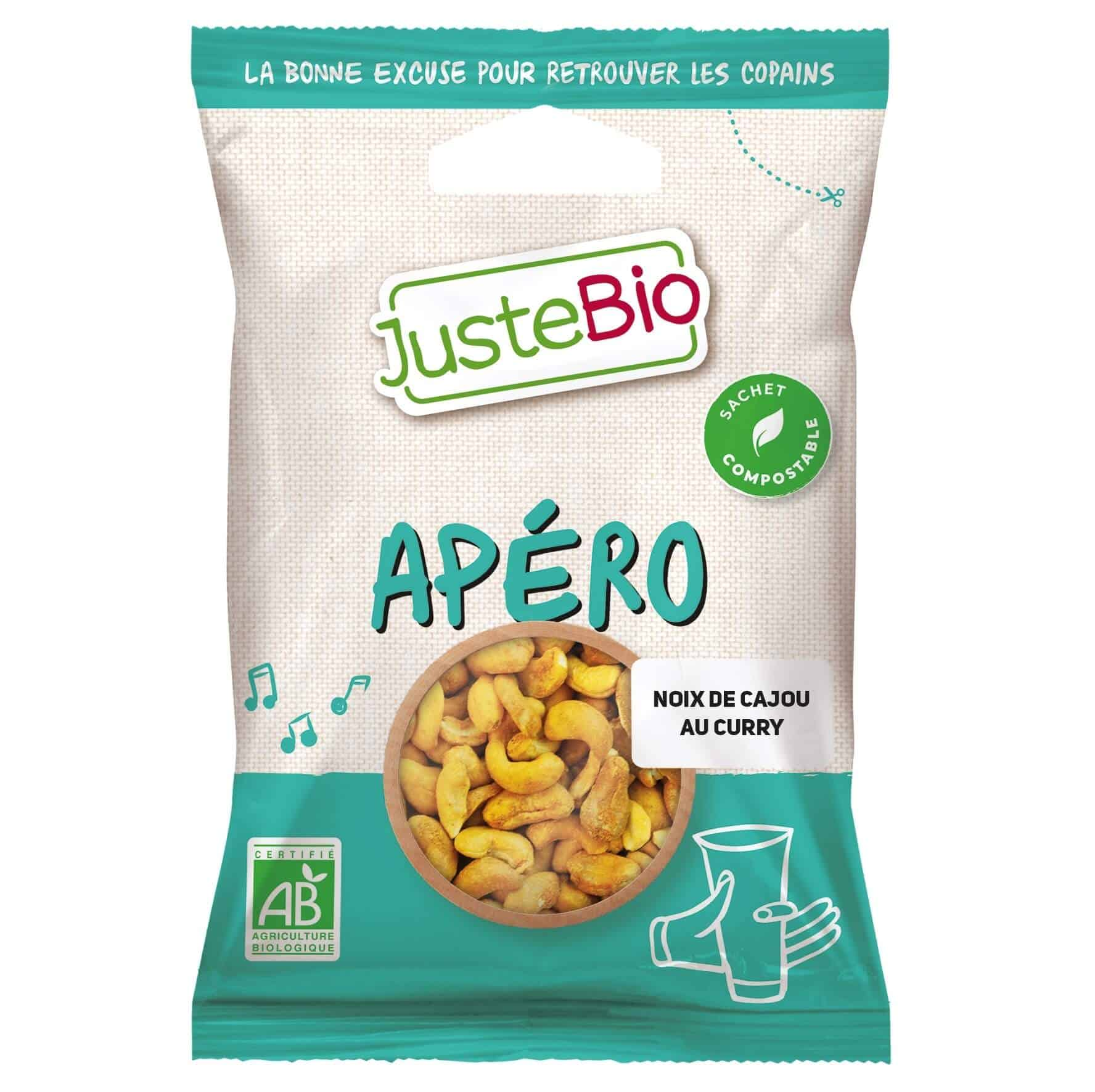 Justebio Pillow Bag SACHET-APERO