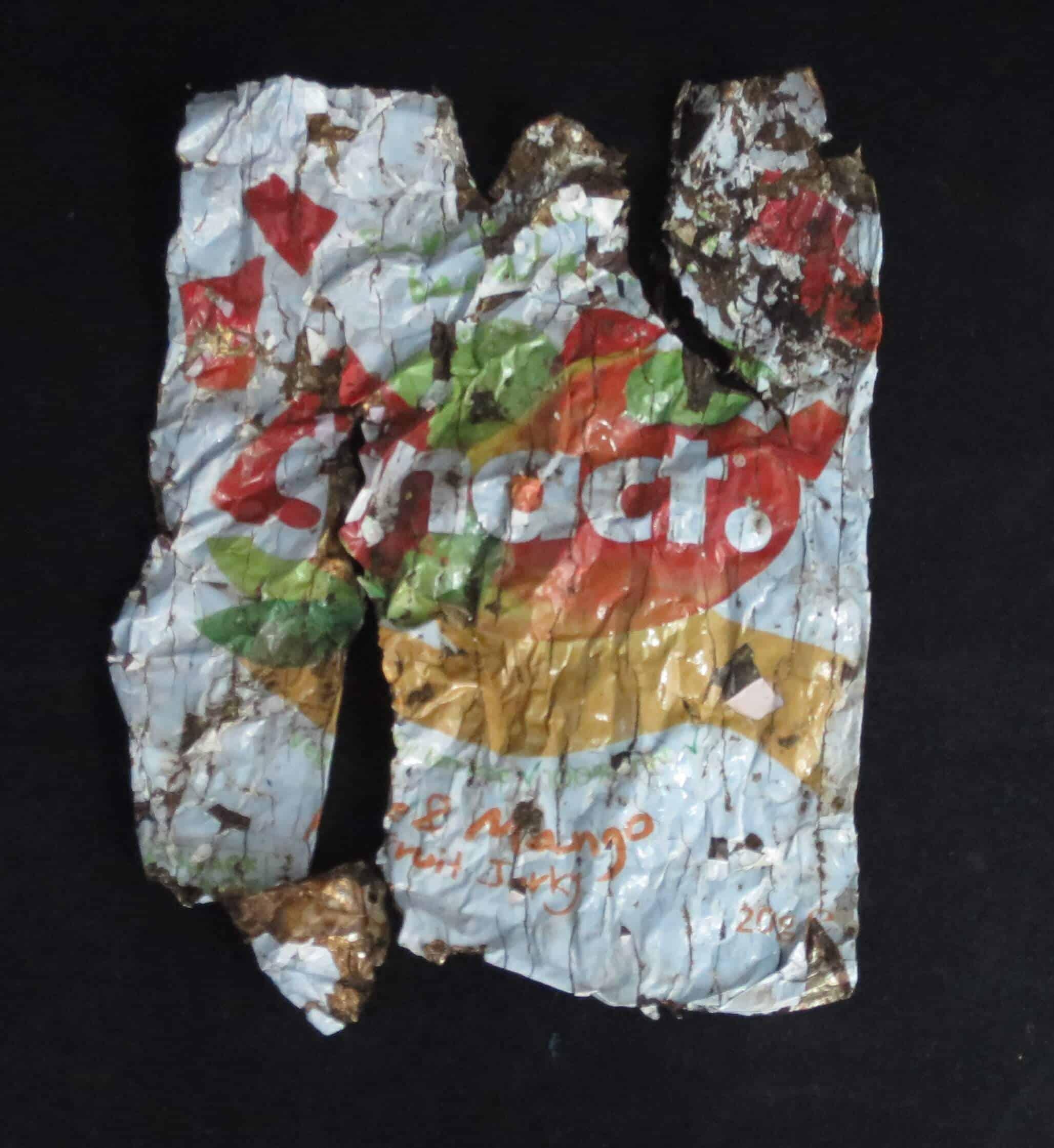 Snact Pillow Bag Decomposing
