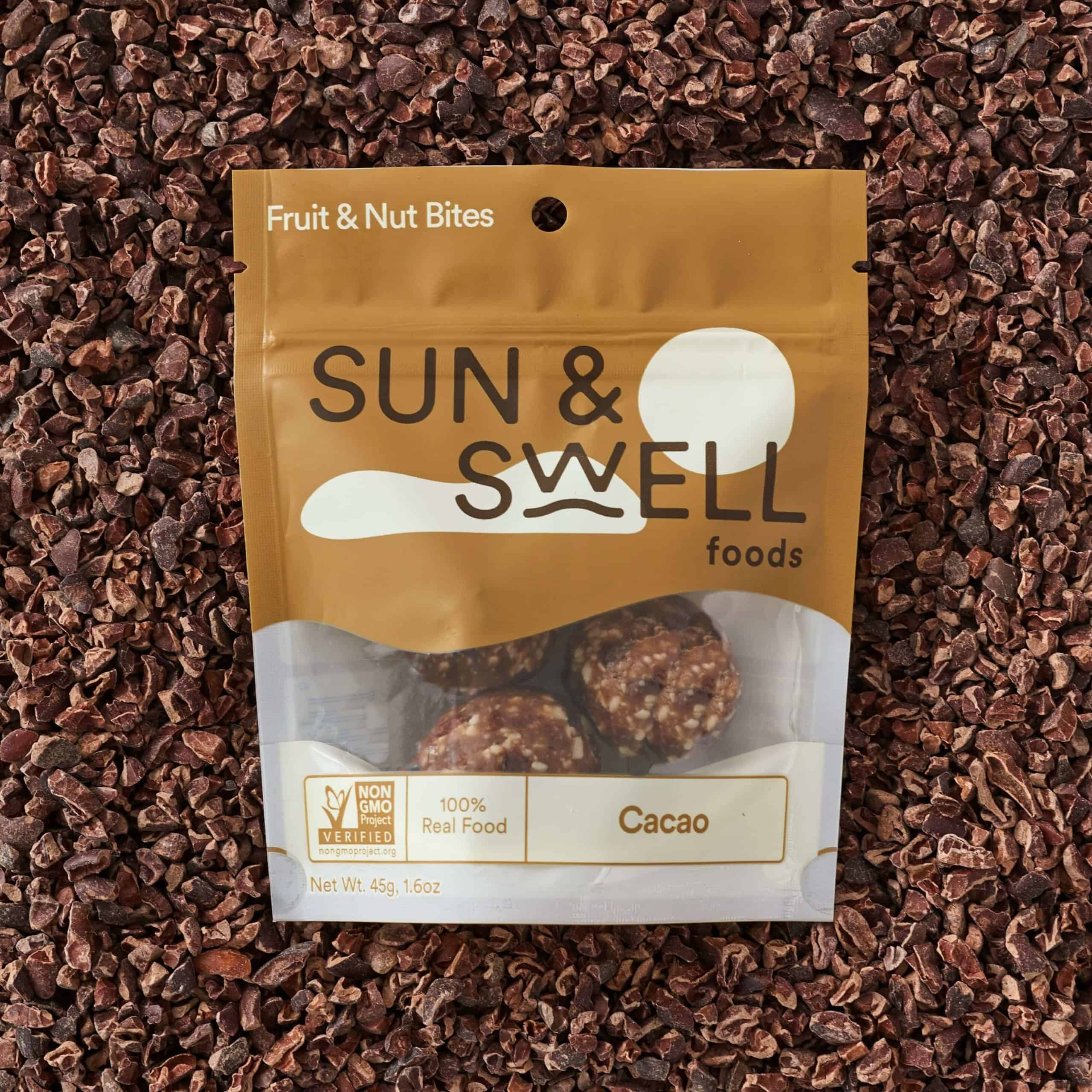 Cacao sun and swell