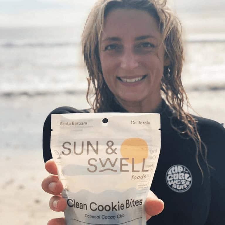 Sun & Swell CEO Kate Flynn