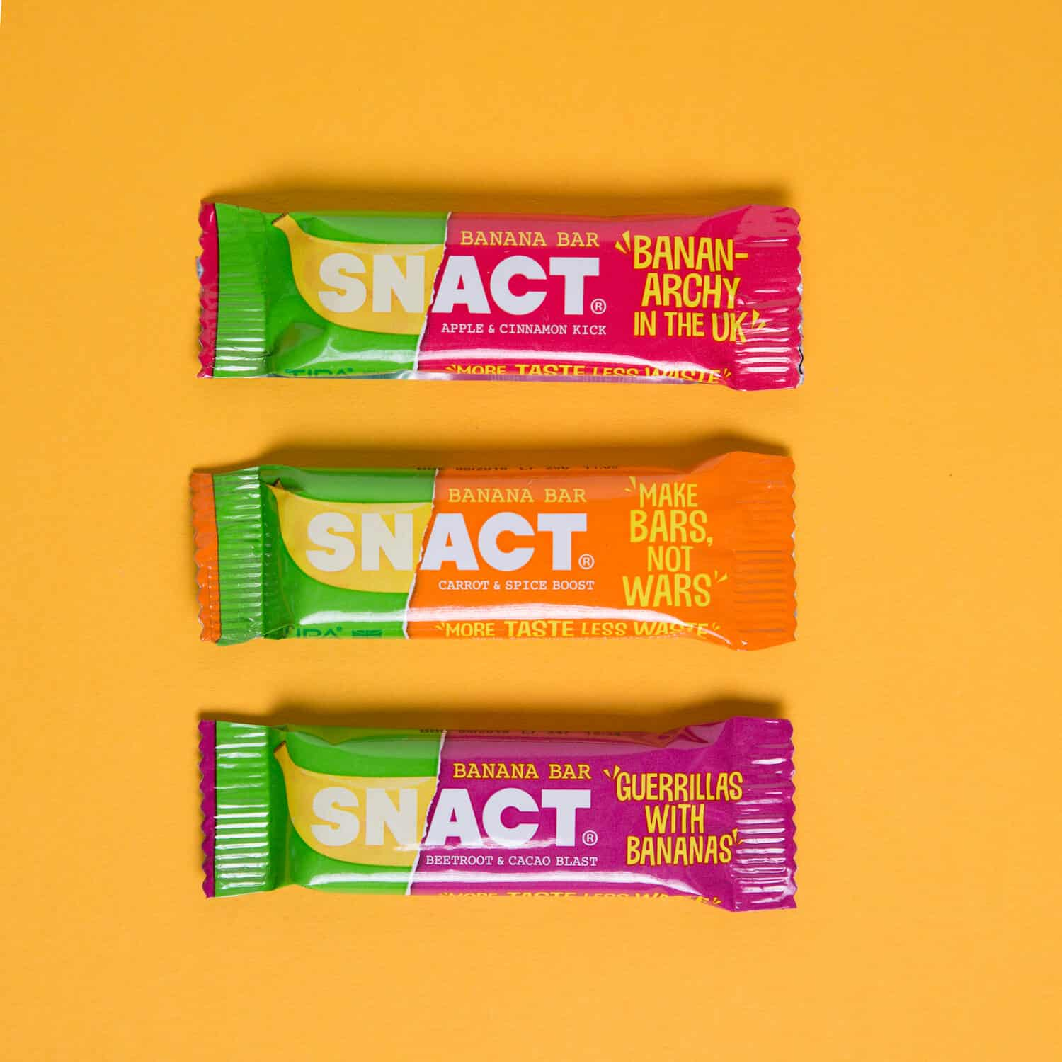 Snact bar wrapper