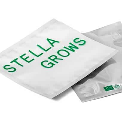 Stella McCartney Compostable Pouch