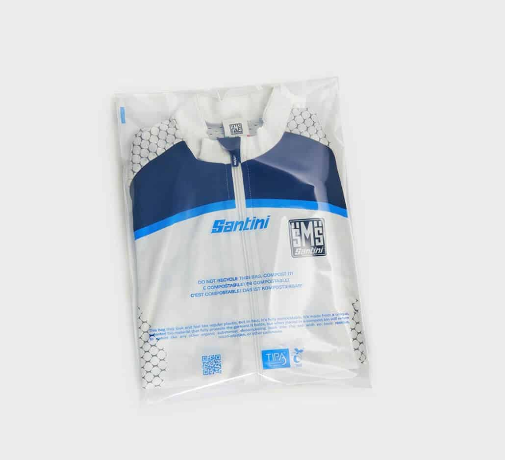 TIPA 302 40mic Resealable Bag (Santini)- LR